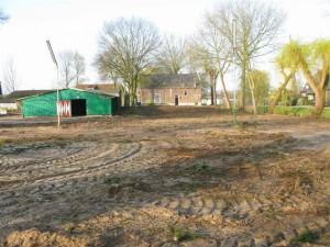 Kaalslag Oude Kleiweg 80 voormalige manegelocatie illegale kap OBR stichting De Bomenridders Rotterdam