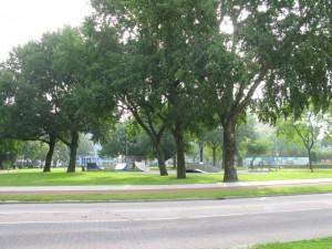 De Bomenridders Spinozapark Pascalweg