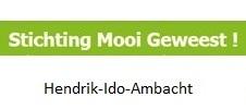 Stichting Mooi Geweest! Hendrik-Ido-Ambacht