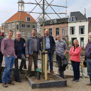 Bomenridders Schiedam bieden manifest aan